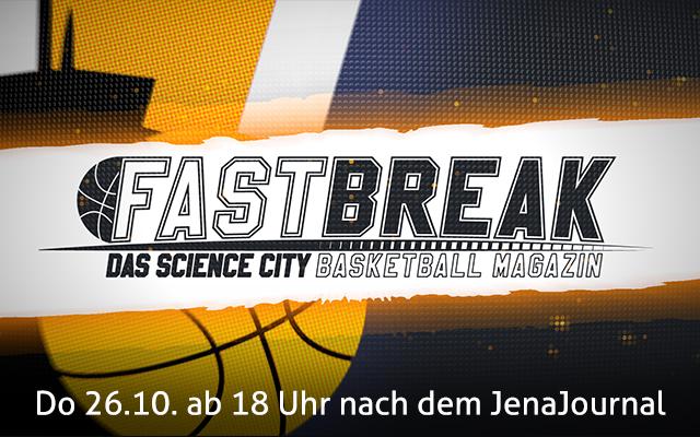 FASTBREAK - Das Science City Fanmagazin